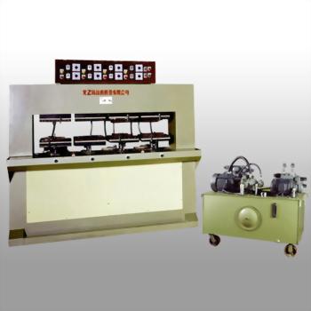 電熱式油壓成型機