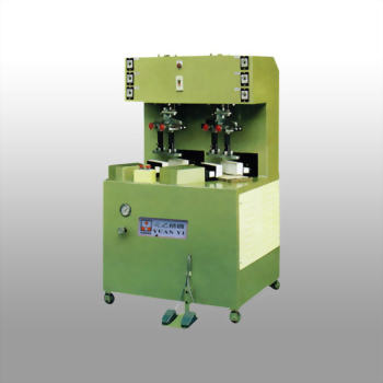 Hydraulic Sole & Edge Pressing Machine
