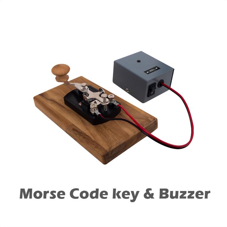 MRL TH-BZ01 Buzzer for Telegraph Straight Key Morse Code Key