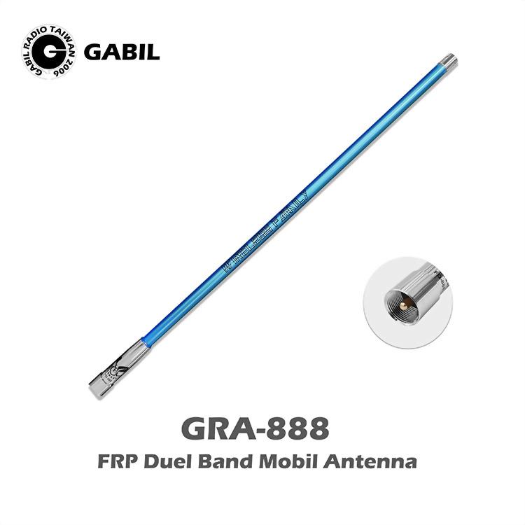 GRA-888 144/430MHz Mobile Antenna for VHF UHF Transceiver