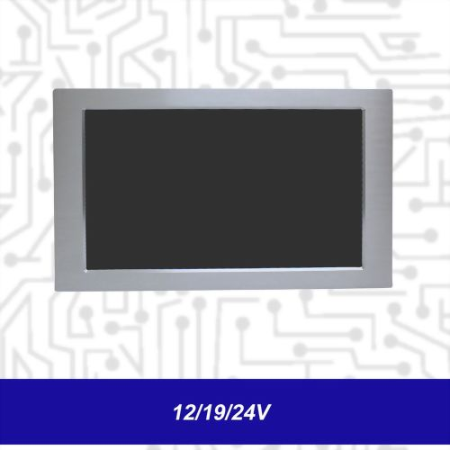 "17.3"" J1900 Touch Panel PC - Front IP65 5 Wire Reisistive(12/19/24V)"