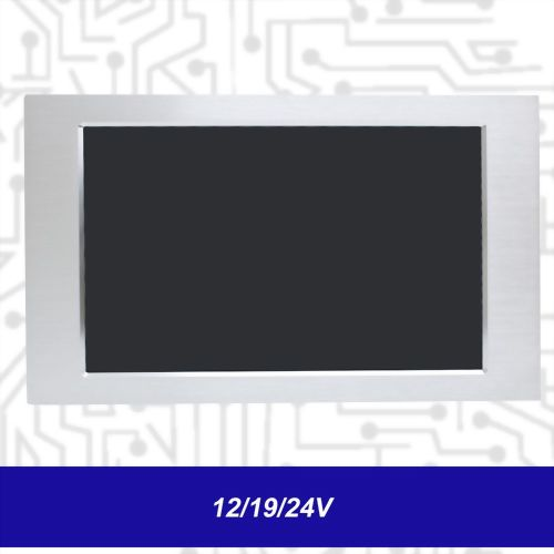 "18.5"" J1900 Touch Panel PC - Front IP65 5 Wire Resisistive(12/19/24V)"