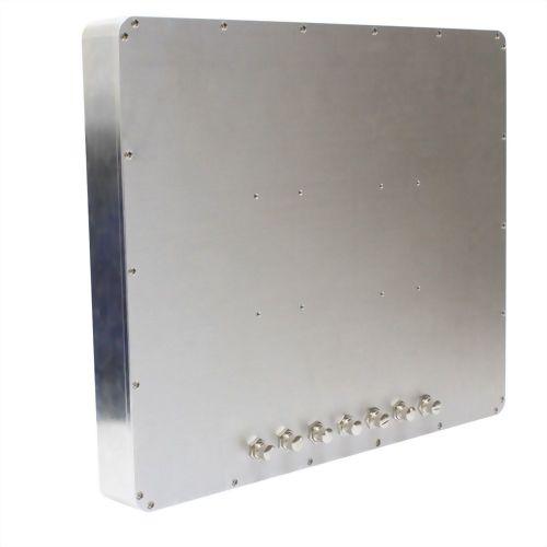 "19""  Intel J1900 True Flat Touch Panel PC- Full IP66 5W/PCAP"