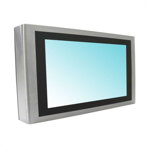 "21.5"" 4th gen Intel Core True Flat Touch Panel PC- Full IP65 PCAP"