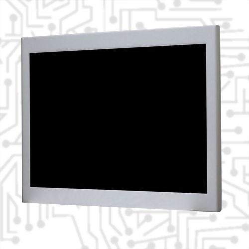 "15"" 4th gen Intel Core Metal Chassis Touch  Panel PC 5 wire Resistive"
