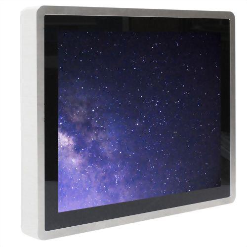 "15"" Intel J1900 POE True Flat Panel PC-IP66"