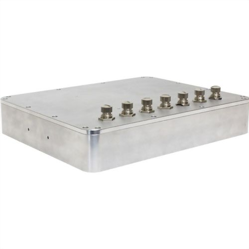 Wide Temperature Full IP66 POE Book Box PC-6th gen i5-6300U