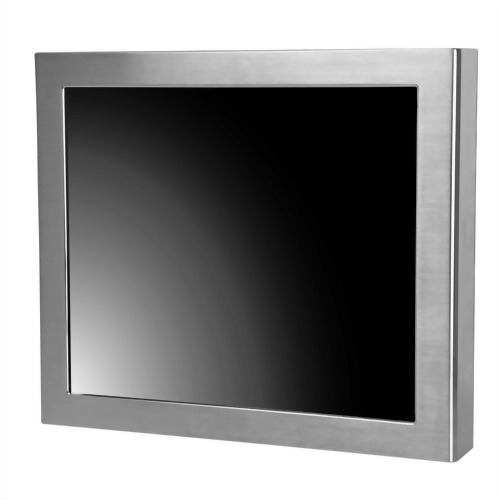 "17"" Wide Temperature E3845 Touch Panel PC- Full IP65 5W"