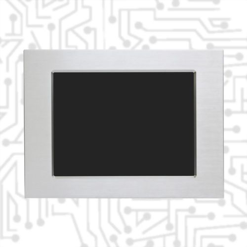 "12.1"" 5W Touch Display-Front IP65"