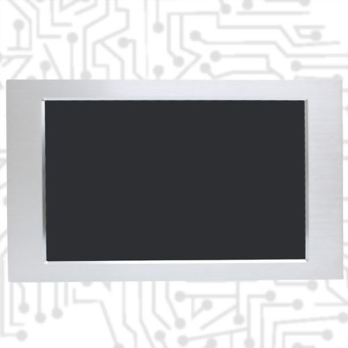 "18.5"" 5W Touch Display-Front IP65"