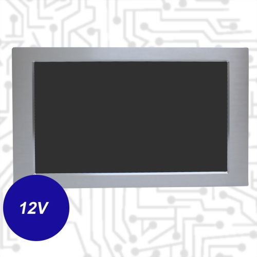 "15.6"" J1900 Touch Panel PC - Front IP65 5 Wire Resistive  (12V)"