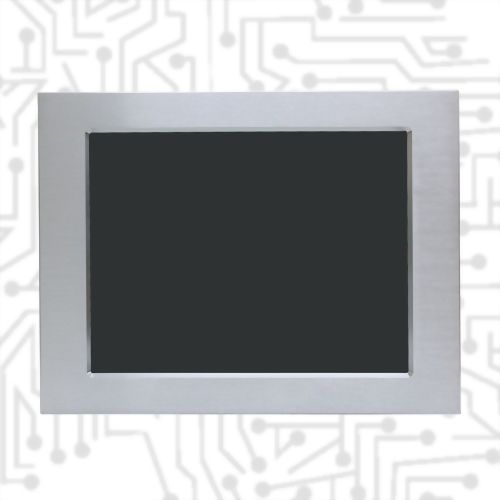 "15"" 4th gen Intel Core Touch Panel PC 5 wire Resistive"