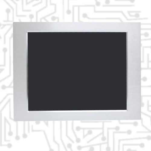 "19"" 4th gen Intel Core Touch Panel PC 5 wire Resistive"