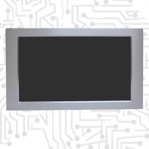 "21.5"" 4th gen Intel Core Touch Panel PC 5 wire Resistive"
