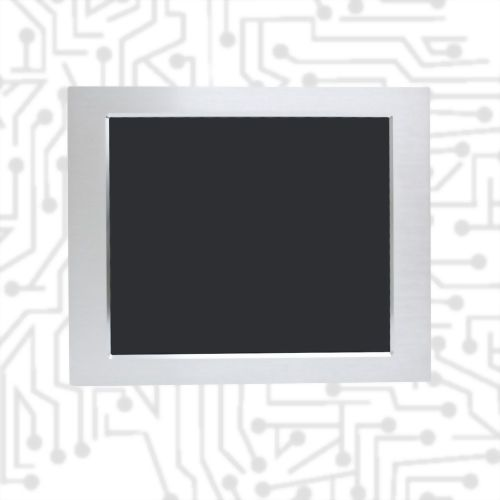 "8.4"" 6th gen Intel Core Touch Panel PC 5 wire Resistive"