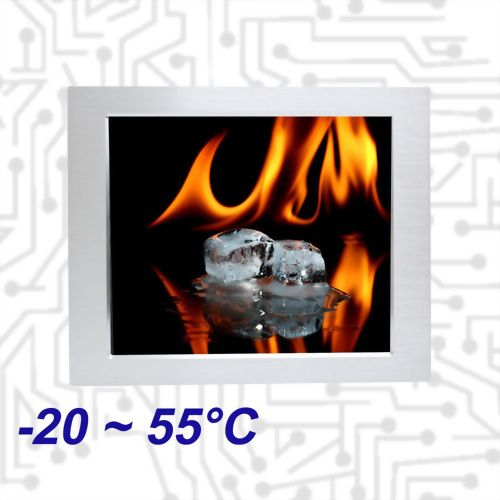 "10.4""  Intel Atom E3845 Touch Panel PC 5 wire Resistive Wide Temperature"