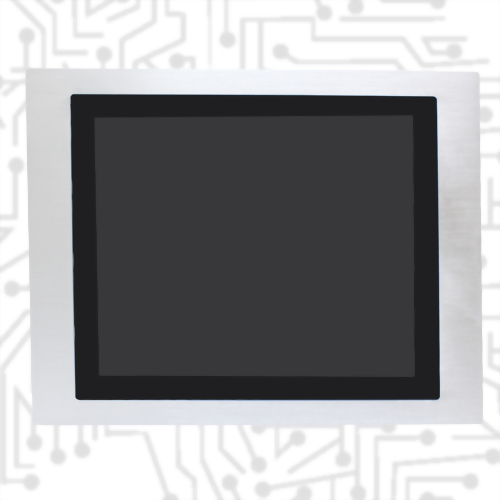 "12.1 "" True Flat Touch Monitor - Front IP65 PCAP 5W"
