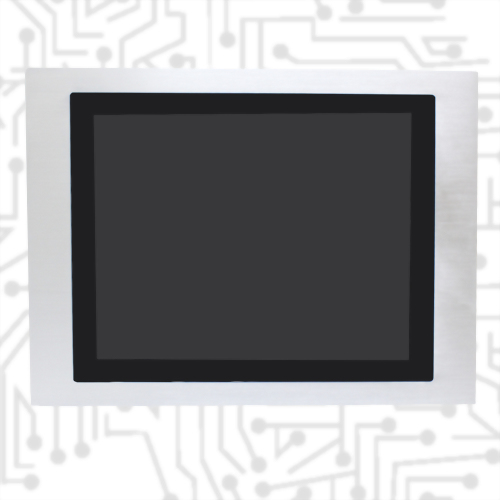 "10.4 "" True Flat Touch Monitor-Front IP65 PCAP 5W"
