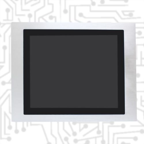 "15"" J1900 True Flat Touch Panel PC PCAP / 5W (12V)"