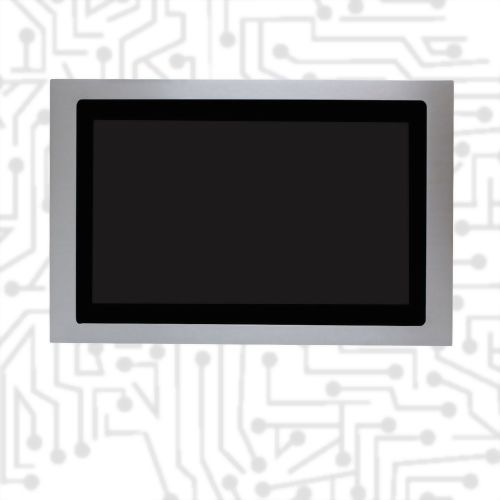 "15.6"" J1900 True Flat Touch Panel PC PCAP 5W(12V)"