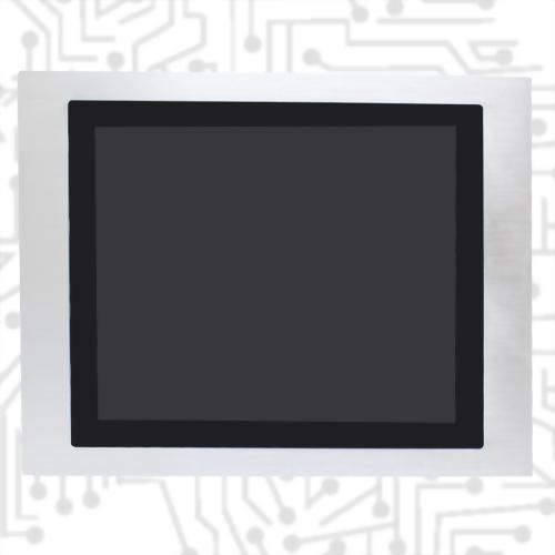 "19"" 4th gen Intel Core Ture Flat Touch Panel PC PCAP 5W"