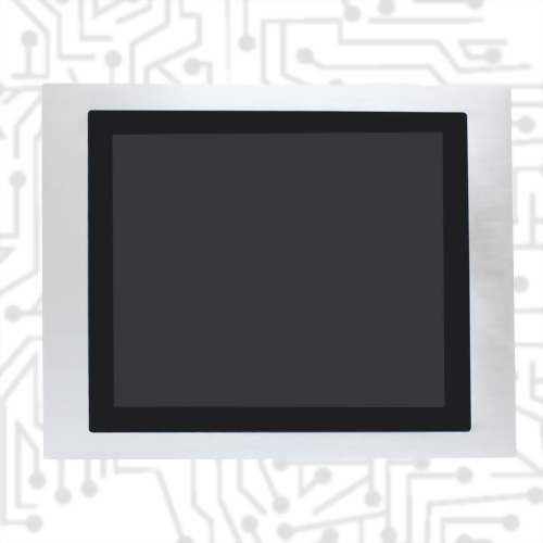 "17 ""Touch Panel PC- Cortex-A9™ PCAP/5W"