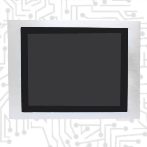 "12.1 "" J1900 True Flat Touch Panel PC PCAP 5W"