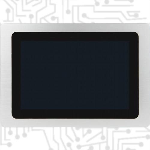 "10.1"" 4th gen Intel Core True Flat Touch Panel PC PCAP"