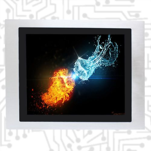 "19"" 6th gen i7-6600U Wide Temperature Touch Panel PC PCAP /5W"