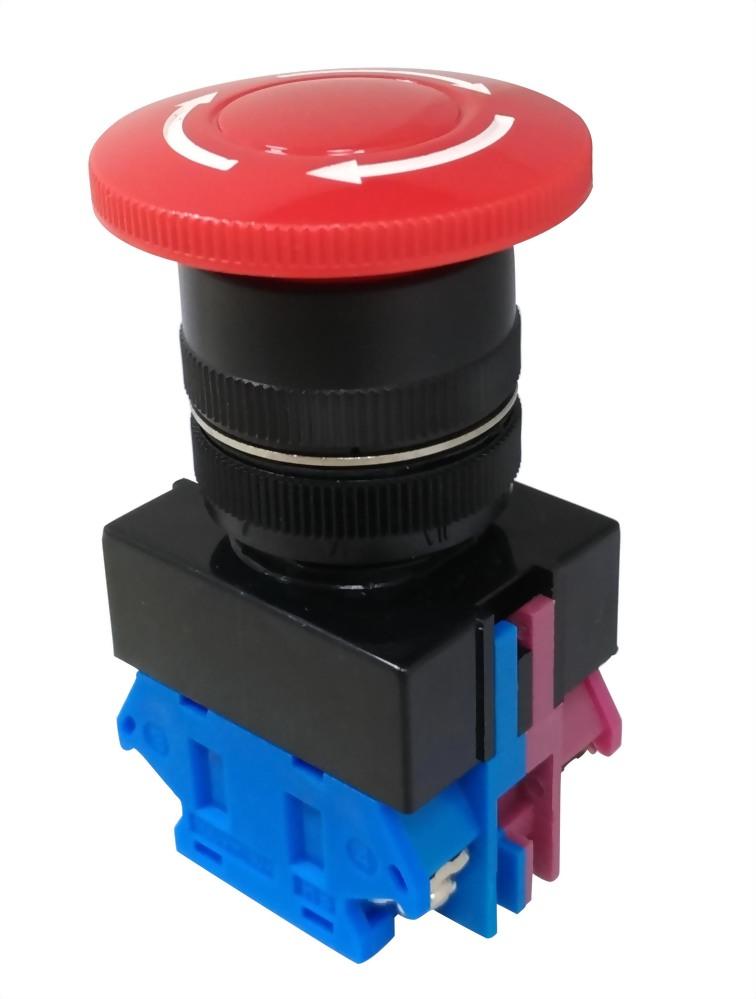 Series 180 IP65 Emergency Stop/Pull-Push
