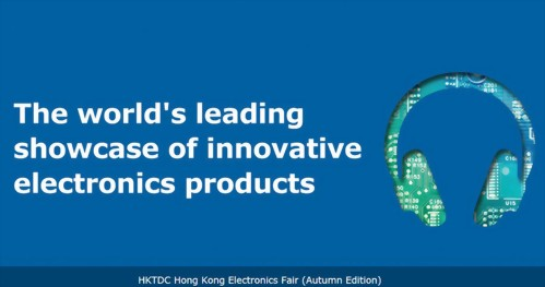 Hong Kong Electronics Fair 2018 Autumn Edition