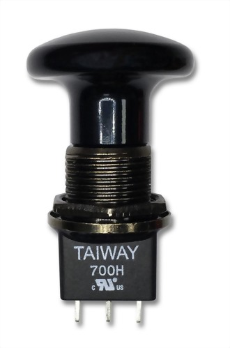 Series 700H Miniature IP67 Emergency Stop/Pull-Push