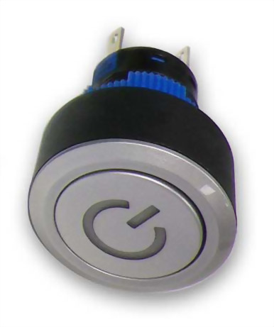 Series 180 Industrial IP65/IP67 pushbutton