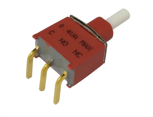 Series 700A Miniature NO/NC IP68 Pushbutton