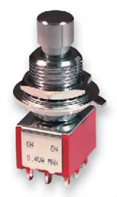 Series 700L Miniature Alternate Acting Pushbutton