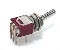 Series 200 Subminiature Toggle