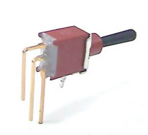 Series 200A Subminiature IP67 Toggle