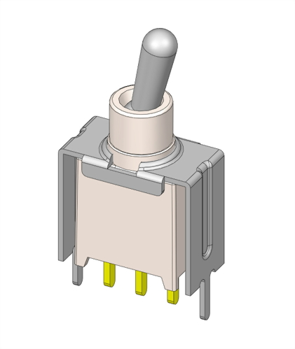 Series 200C Subminiature IP55 Toggle