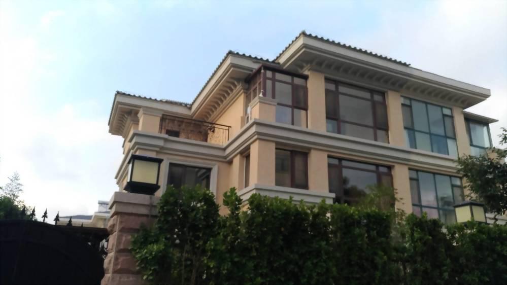 山東濟南溫泉別墅