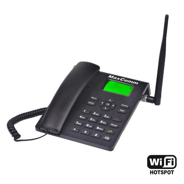 Teléfono Inalámbrico Fijo 3G MW-37