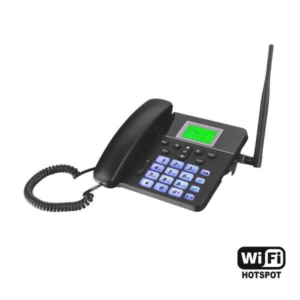 3G FIXED WIRELESS PHONE WITH WIFI HOTSPOT MW-39
