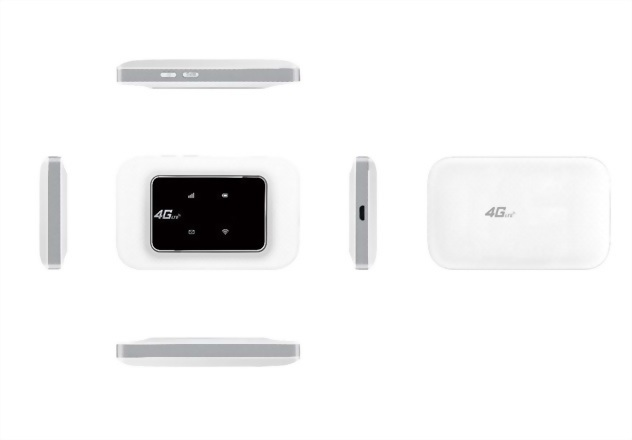 MaxComm 4G LTE WiFi Pocket Router MF-107