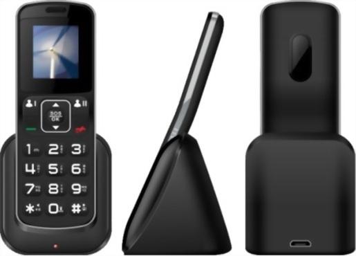 MaxComm GSM Cordless Phone MW-288