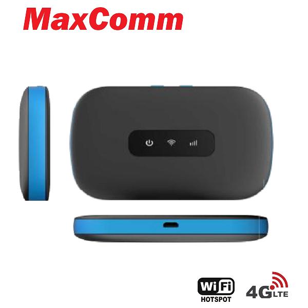MaxCom 4G LTE Router de bolsillo MF-101