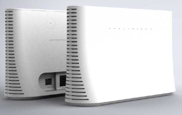 MaxComm 4G LTE Router y WLAN WR-106 2