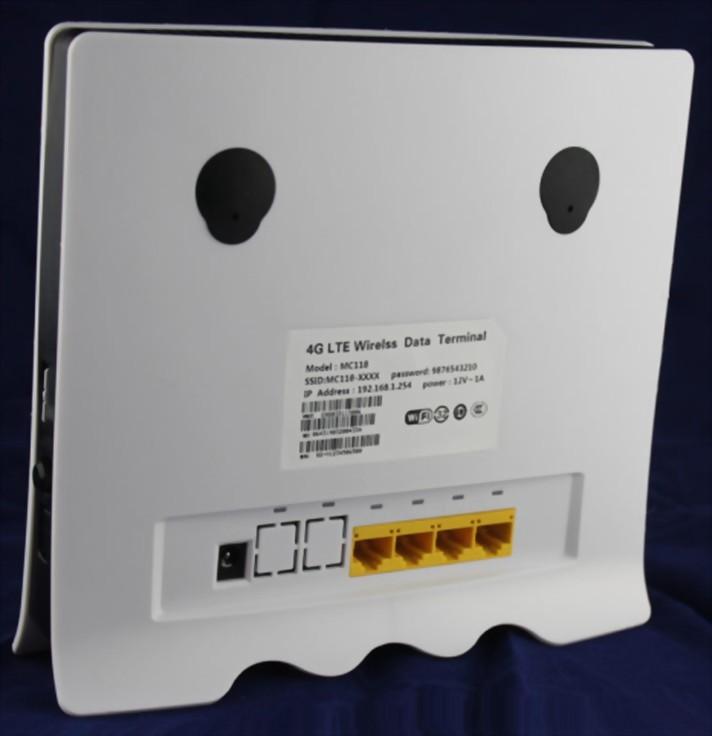 MaxComm 4G LTE CPE WiFi Router WR-109 2