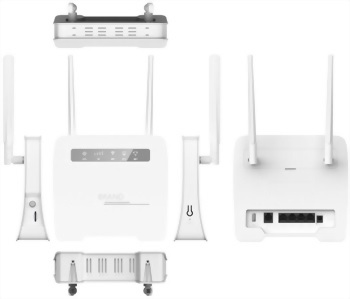 MaxComm 4G LTE Cat.6 CPE Router with Battery WR-132