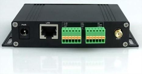 MaxComm 4G LTE工業路由器 + DTU功能 M-101 (鐵殼)