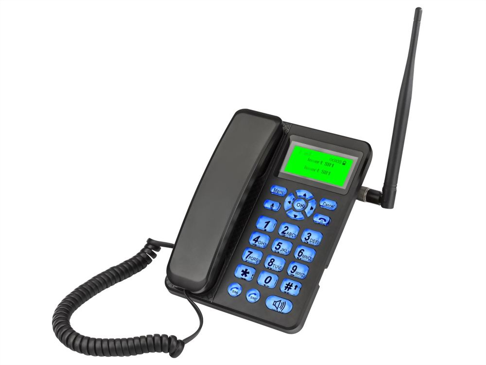MAXCOMM GSM Fixed Wireless Phone MW-24