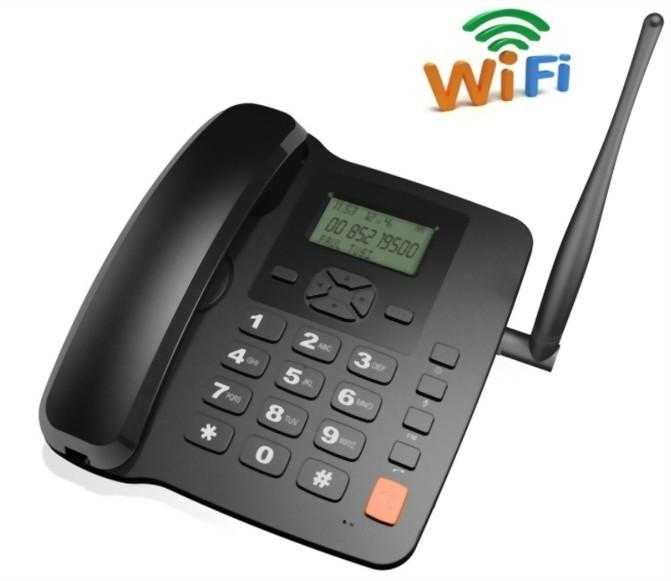 MaxComm 4G LTE Fixed Wireless Phone with WiFi HotSpot  MW-55